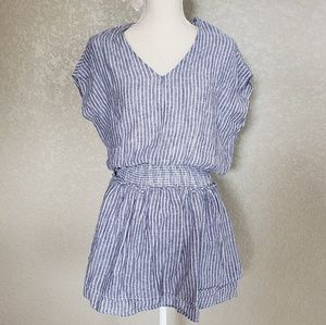 RAILS lucca terrenas stripe dress
